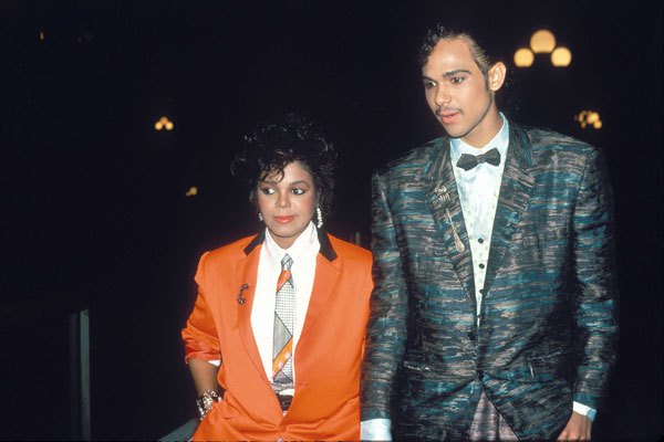 Janet Jackson, James DeBarge