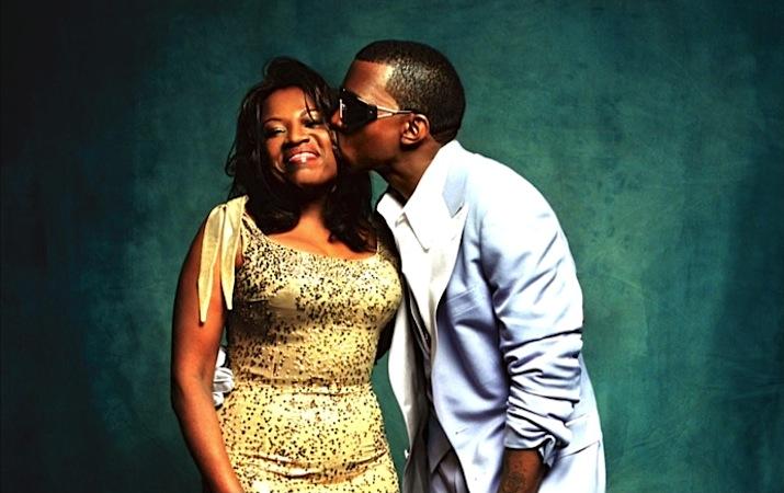 Donda West, Kanye West