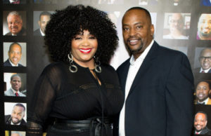 Jill Scott husband