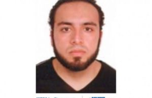 Ahmand Khan Rahami