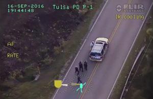 Tulsa Oklahoma, shooting