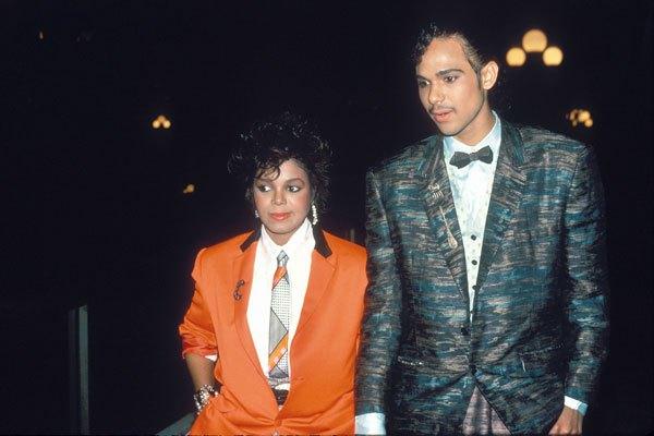 Janet Jackson, James DeBarge