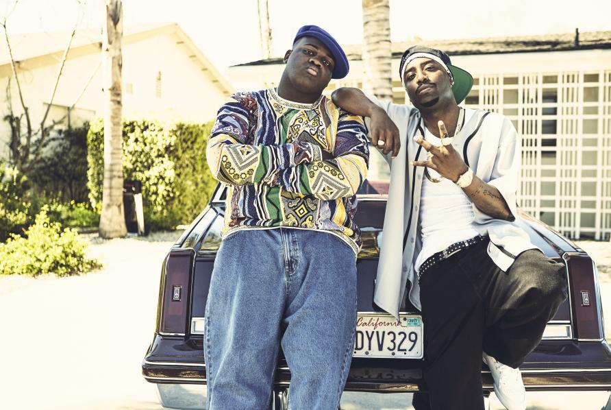 Tupac, Notorious BIG