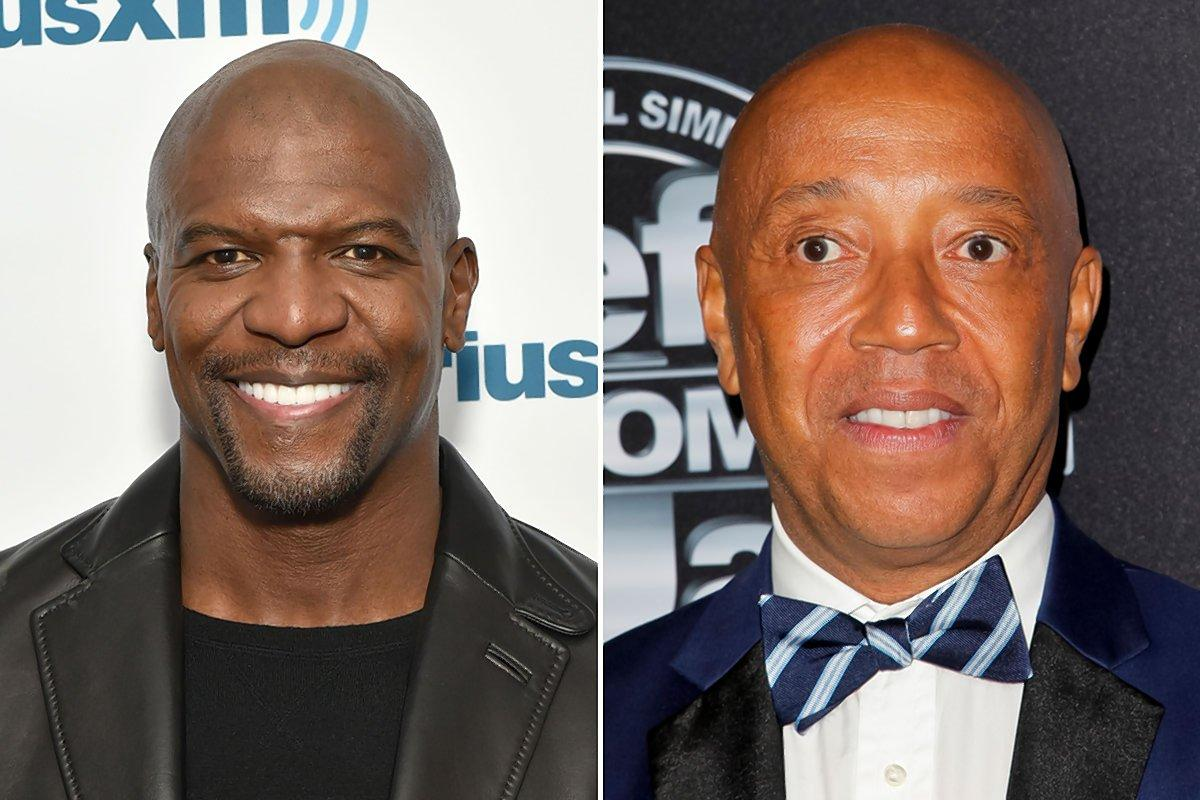 Terry Crews, Russell Simmons